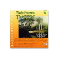 Rainforest Dawn Audio CD, available at The Audubon Shop, the best shop for birdwatchers, in Madison CT