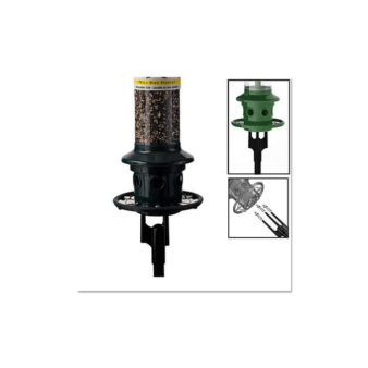 Pole Adapter for Brome Squirrel Buster Plus Bird Feeder