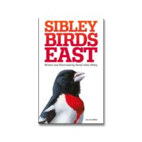 Sibley Field Guide to Birds of the Eastern United States, available at The Audubon Shop, the best store for bird watchers, Madison CT.