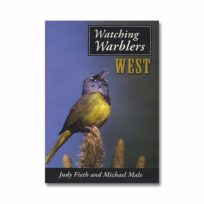 Watching Warblers West DVD, available at The Audubon Shop, the best shop for birders, Madison, CT.