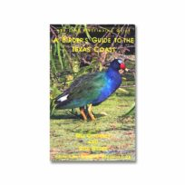 A Birder's Guide to the Texas Coast, sixth edition, available at The Audubon Shop, the best shop for bird watchers, Madison CT