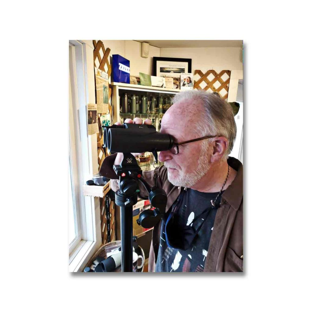 Vortex Binocular Tripod Adapter, available at The Audubon Shop, the best shop for bird watchers, Madison CT